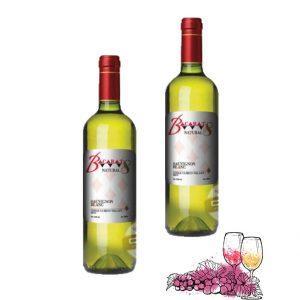 Chile Bacarat Natural 8 Sauvignon Blanc 2