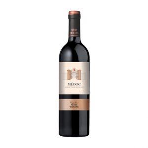 Vang Phap Bordeaux Médoc Resever