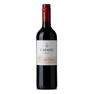 Carmen Classic Red – White