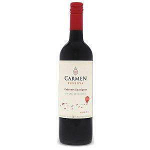 Carmen Reserva Red – White