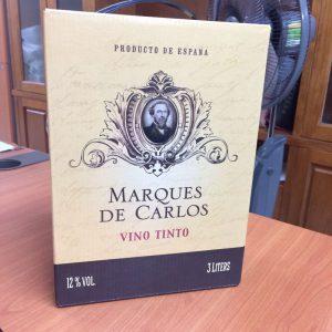 MARQUES DE CARLOS Bịch 3L