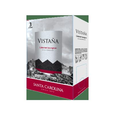 Rượu vang Chile nhập khẩu Vistana Cabernet Sauvignon Merlot