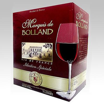 Rượu vang Marquis De Bolland 5 lít