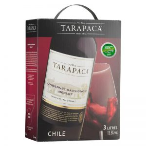 Vang Bich Chile Tarapaca 3 Lit