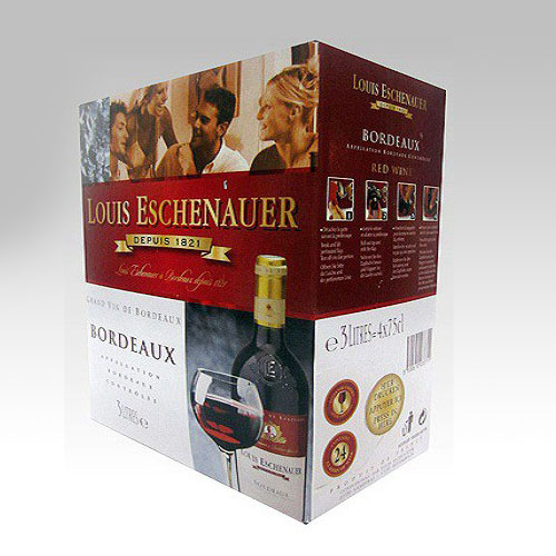 Vang Phap Louis Eschenauer Bordeaux Bich 3l