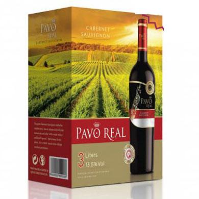 Pavo Real Cabernet Sauvignon BIB 3L
