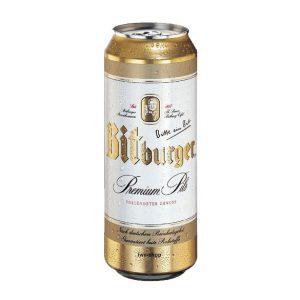 Bia Bitburger 5 Đức Lon 500 Ml.jpg