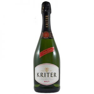 Rượu Vang Nổ Kriter Blanc De Blancs Brut Chardonnay Chai