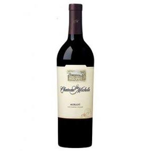 Rượu Vang Mỹ Chateau Ste Michelle Merlot