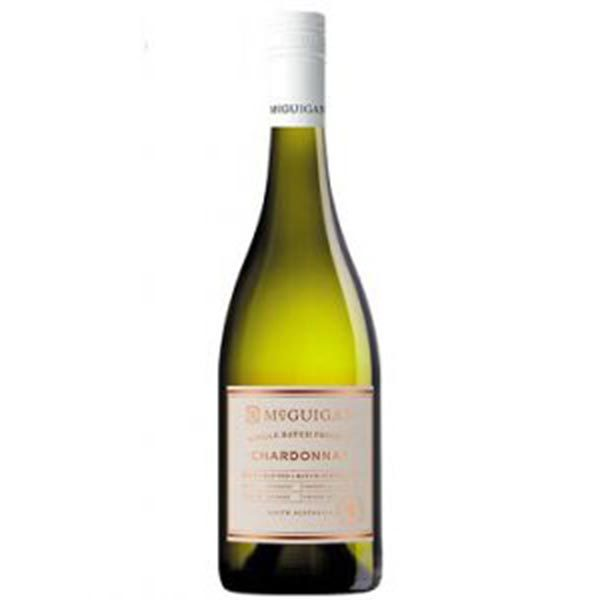 Vang Úc Trắng McGuigan Single Batch Chardonnay