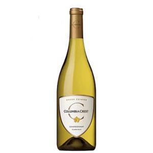 Vang Columbia Crest Grand Estates Chardonnay