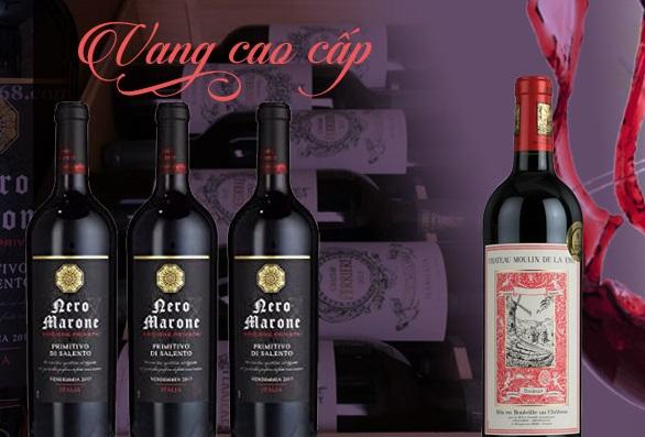 Lựa chọn rượu vang Ý, Pháp hay Chi Lê sao cho đúng!