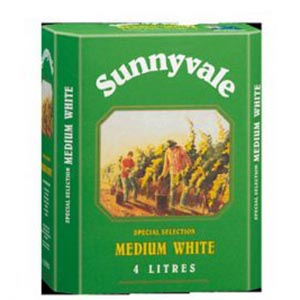 Vang Bịch Mcguigan Sunnyvale Golden Gate Dry White